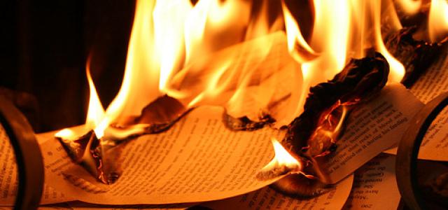 #terzapagina: Fahrenheit 451, Ray Bradbury