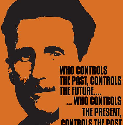 #TerzaPagina: George Orwell, 1984