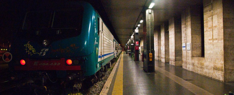 Morte alla stazione